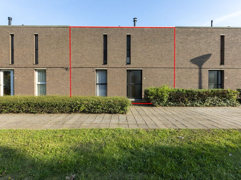 De woning maakt deel uit van de woonwijk Parkwijk. De Parkwijk is een typerende wijk van de Turnhoutse School die gebouwd werd in de jaren 60 en 70. D