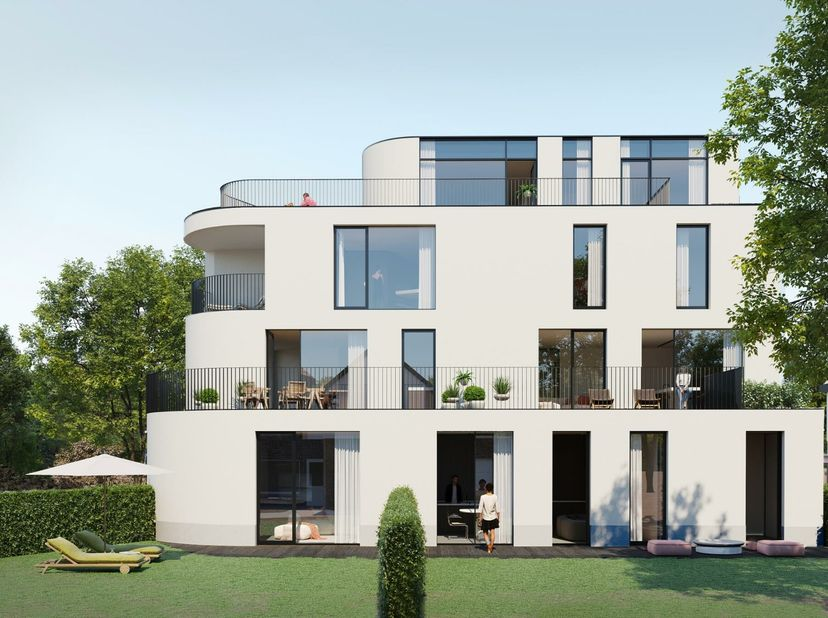 Appartement à vendre                     à 9032 Gent