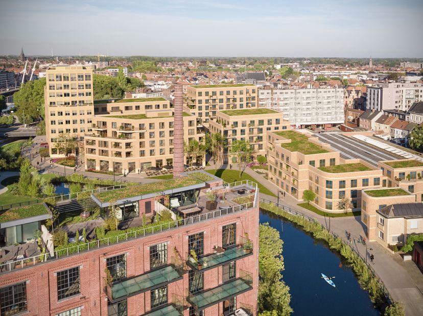 Bedrijfsvastgoed te koop                     in 9050 Gentbrugge