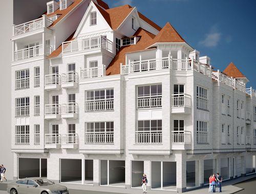 Duplex te koop in Blankenberge, € 295.000