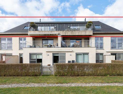 Penthouse te koop in Meldert, € 430.000