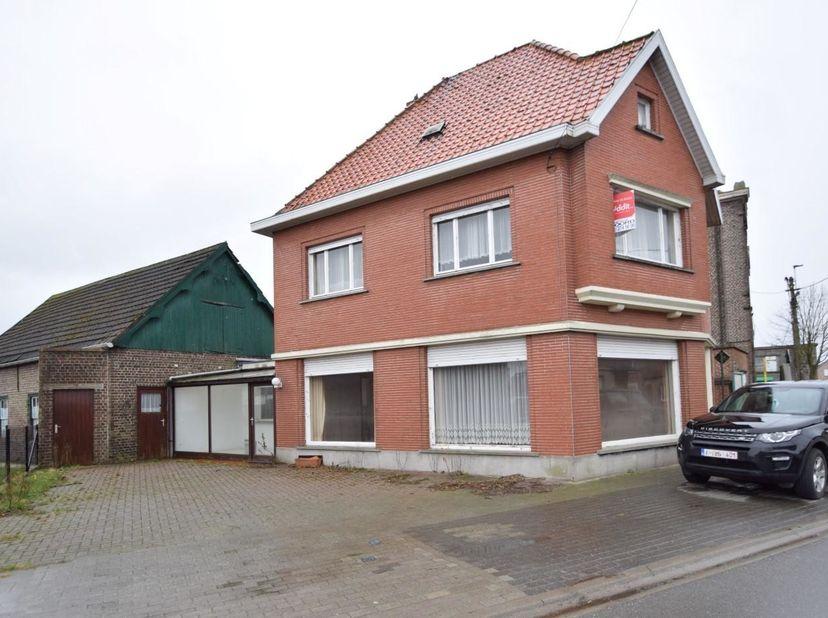 Maison à vendre                     à 9981 Sint-Margriete