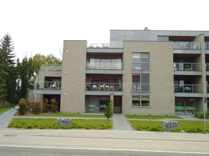 Appartement ;  living met (eigen) terras en geïntegreerde keuken<br /> Rustig gelegen met eigen ingang zowel via de buiten als via de garage (tandarts