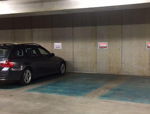 Place de stationnement à louer à Kessel-Lo, € 95