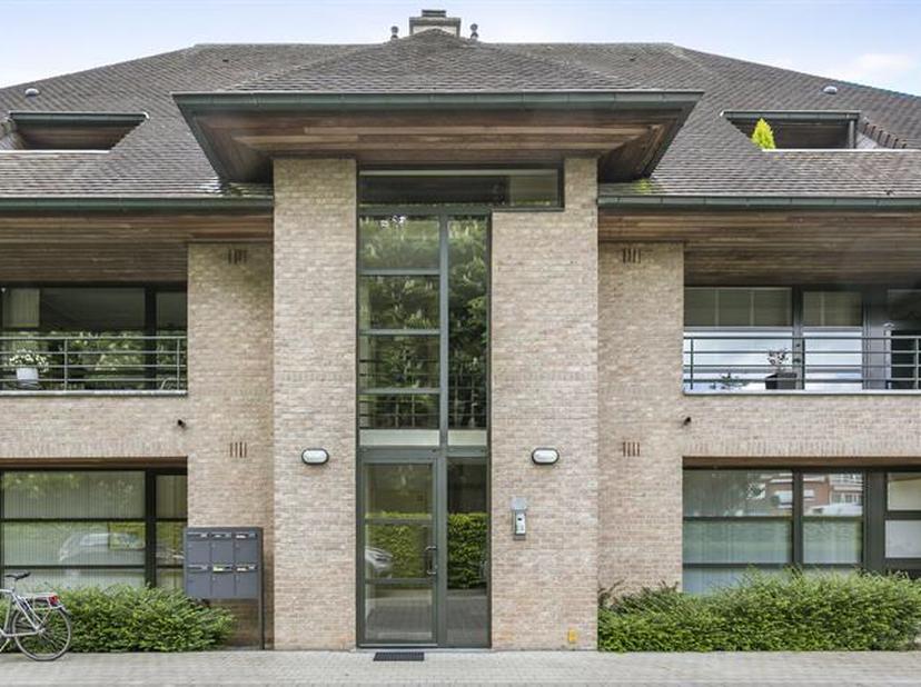 Schitterend gelegen villa-appartement op het kerkplein Merelbeke Flora.<br /> Dit appartement is gelegen in een rustig heel residentieel gebouw te mid