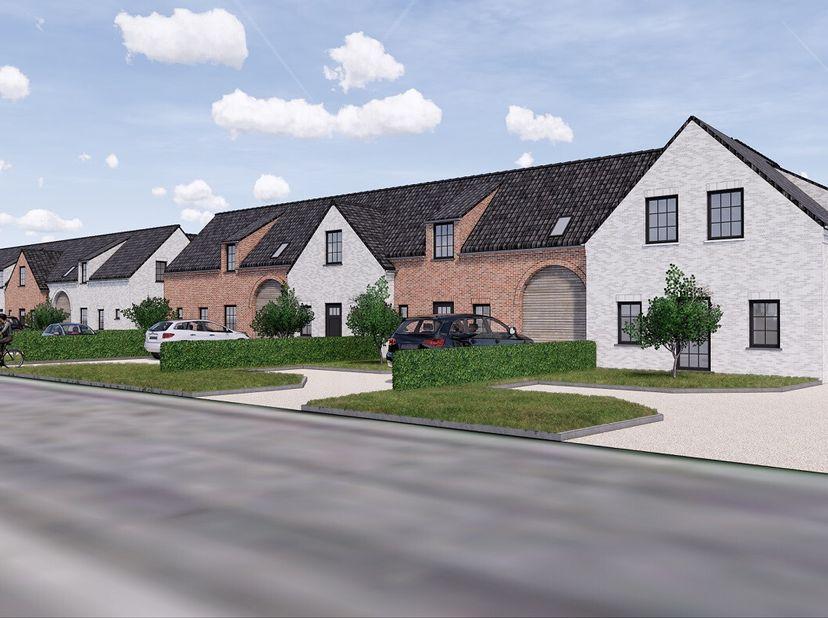 NIEUW te bouwen landelijke woning met vrij Scheldezicht <br /> Wie droomt van een unieke ligging, tijdloze architectuur en alle modern comfort zal gec