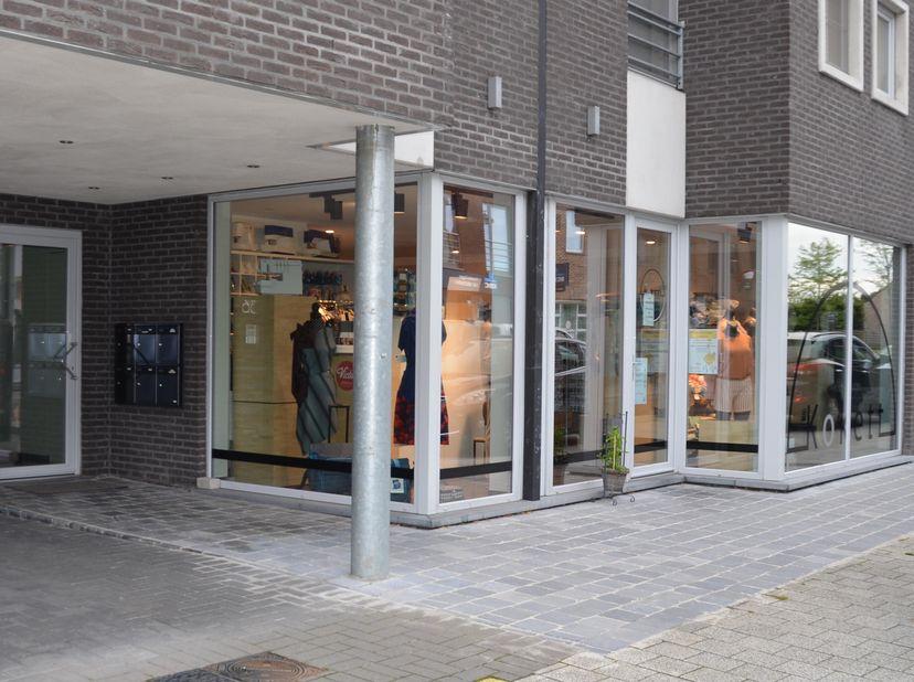 Handelsruimte (gelijkvloers) te huur of te koop in het centrum van Halen met een bruikbare oppervlakte van 119m². Dit pand is ideaal voor een win