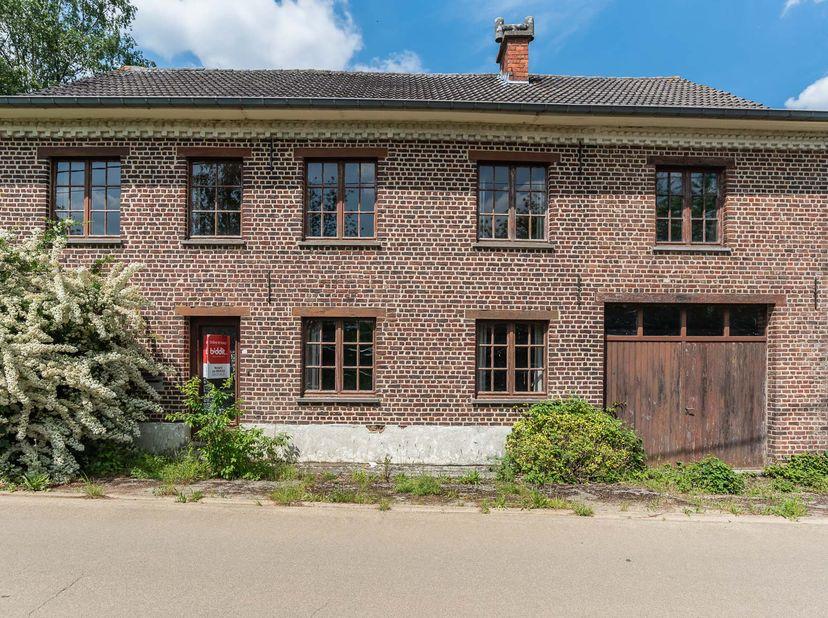Notaris Joz Werckx met standplaats Leuven (eerste kanton) stelt via Biddit openbaar te koop:  <br />   <br /> HOLSBEEK (derde afdeling, Nieuwrode):