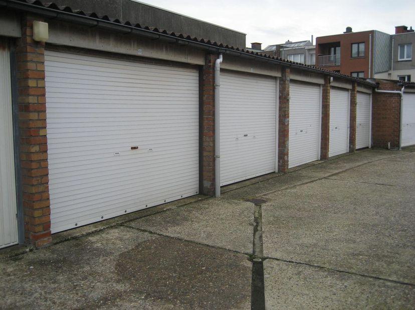 Garage te huur                     in 8370 Blankenberge