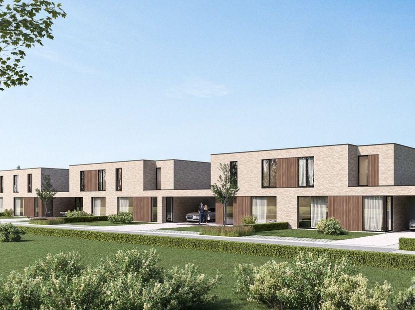 Met deze woningen zorgen we voor een uitzonderlijk concept op een al even uitzonderlijke locatie! <br /> Veel anders kunnen we deze kleine verkaveling