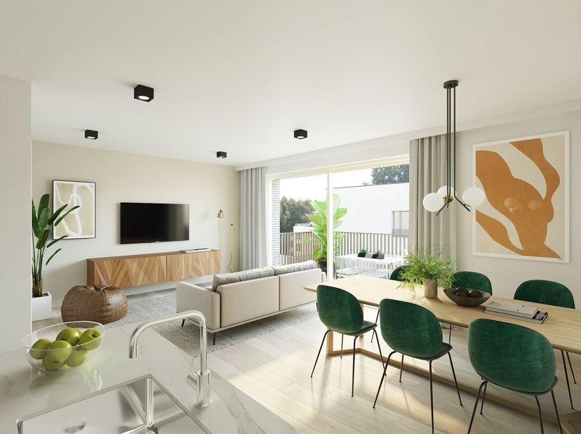 Appartement à vendre                     à 1400 Nivelles