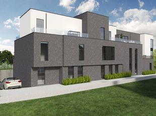 Project Centrumhof is een luxe nieuwbouwproject gelegen midden in het centrum van Maasmechelen .<br /> Betreft 2.2 Penthouse op de 2e verdieping .<br