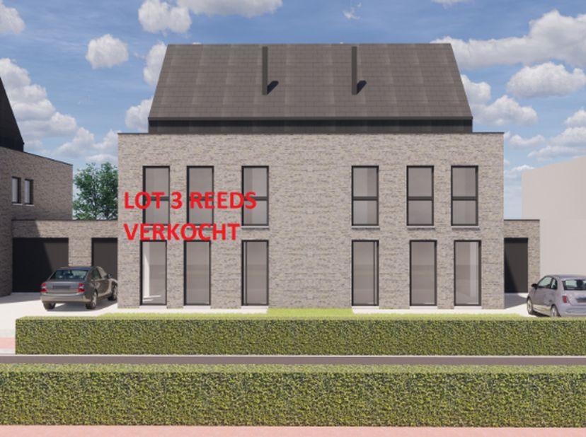 In Merksplas realiseert Livinghome een 4 nieuwe moderne halfopen woningen met 3 of 5 slaapkamers. Op deze centraal gelegen locatie heb je alle voorzie