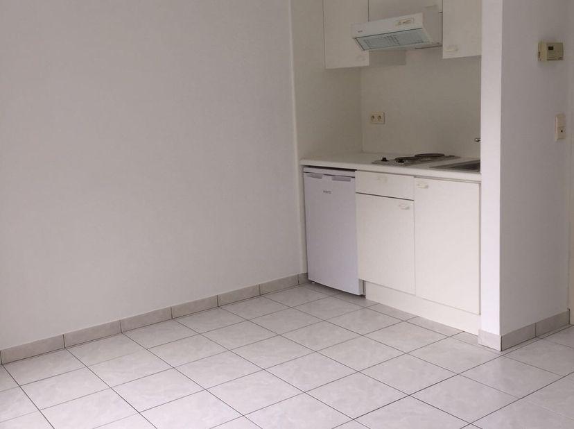 Appartement gelegen nabij het centrum van Leuven