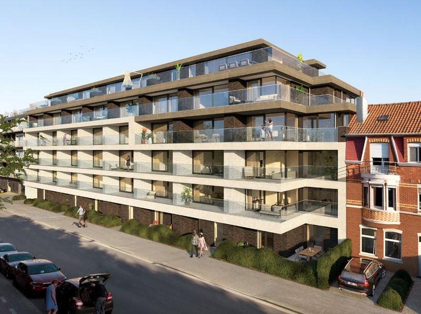 Appartement te koop                     in 8450 Bredene