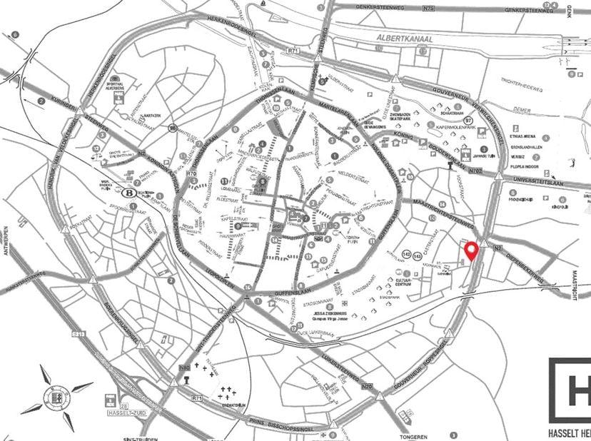 Moeite om je wagen kwijt te raken in Hasselt? <br /> <br /> Wij hebben de ideale staanplaats voor je klaar staan, binnen de grote ring van Hasselt, la