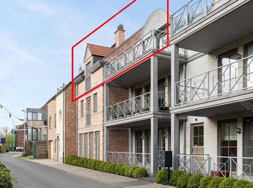 Zeer luxueus penthouse met 1autostaanplaats met ruime kelderberging op een toplocatie.<br /> <br /> -Inkom met inbraakvertragende en brandwerende toeg