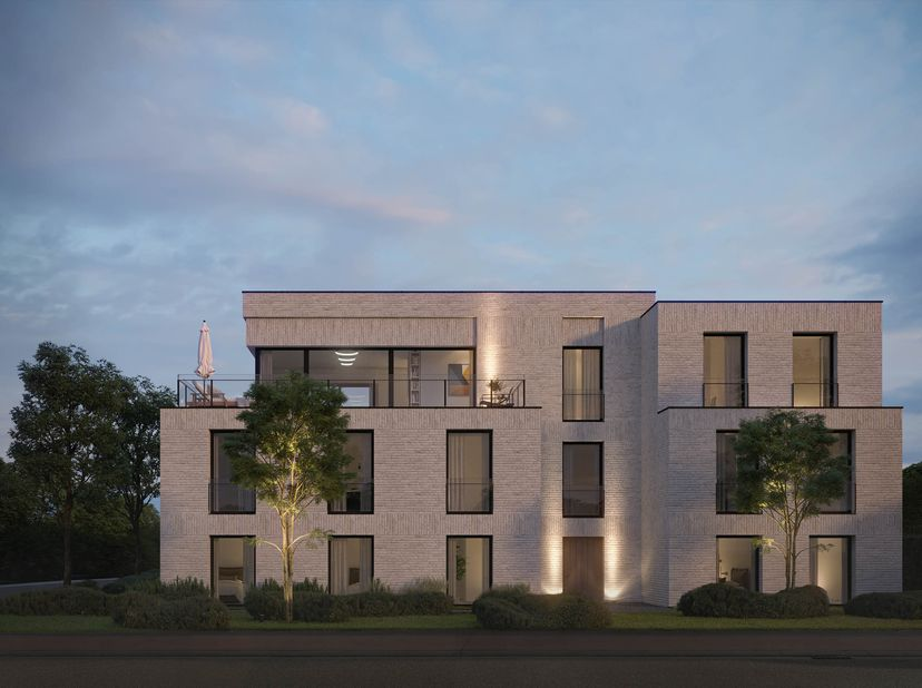 Appartement te koop                     in 3930 Hamont-Achel