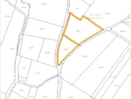Landbouwgrond te koop in Gingelom, € 10.250