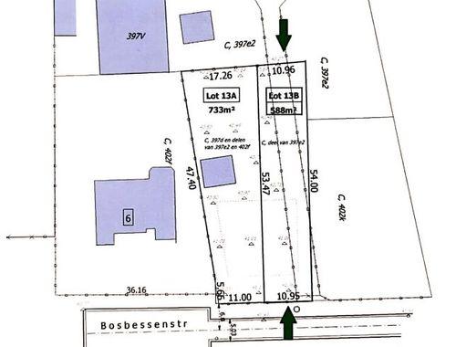 Terrain à bâtir à vendre à Paal, € 114.000