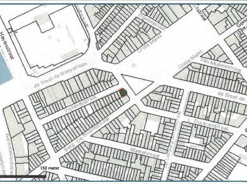 AUTOSTANDPLAATS 11 in residentie Mercado I. <br /> De afgesloten standplaats 11, makkelijk te bereiken via de autolift (Autoparkeersysteem Wöhr