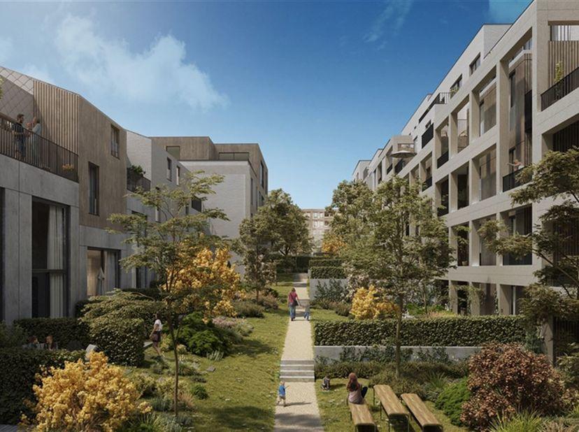 Groen wonen in centrum Leuven? <br /> Dat kan in deze woningen die deel uitmaken van een duurzaam en vooruitstrevend nieuwbouwproject. In een rustige
