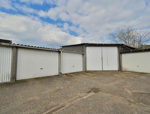 Garagebox te koop in Schoten, € 13.200