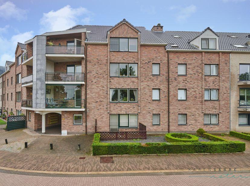 """GEMEENTE PELT, eerste afdeling, Overpelt, eerste afdeling<br /> In een appartementsgebouw, genaamd residentie """"De Heuf"""", opgericht op een perceel gron"""