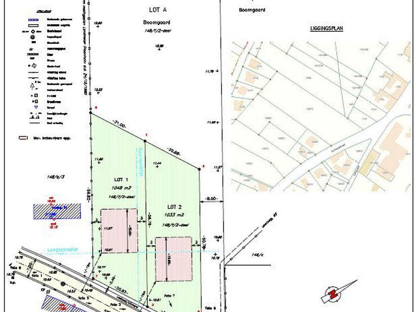 PROJECTGROND IN WOONGEBIED - Binnengebied Boslinter en Oude Diestsestraat - totaalvisie en inrichtingsplan voor een ontw vh hele gebied vereist met ni