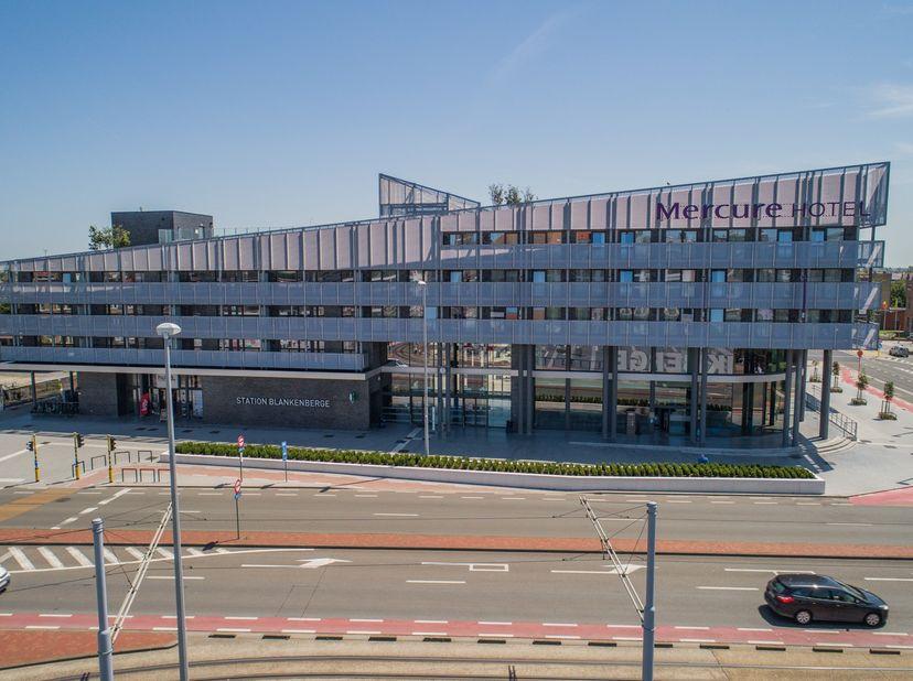 Jouw appartement in Bcity maakt deel uit van het vernieuwende stationsproject van Blankenberge. Het unieke woonconcept, o.a.dankzij het prachtige pano