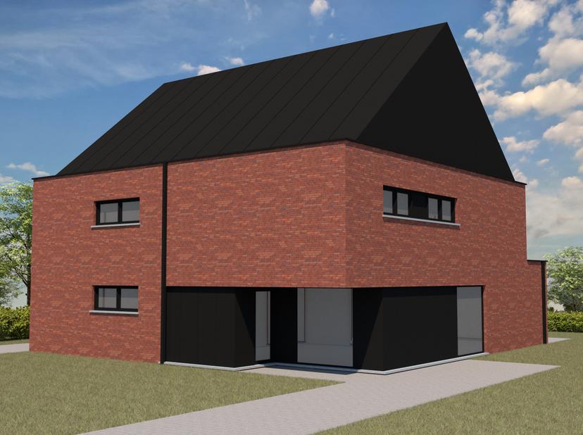Moderne nieuwbouwwoningen te koop, gezet in eigen beheer, waar kwaliteit primeert. Deze woningen staan te koop als casco+ maar kunnen ook volledig afg