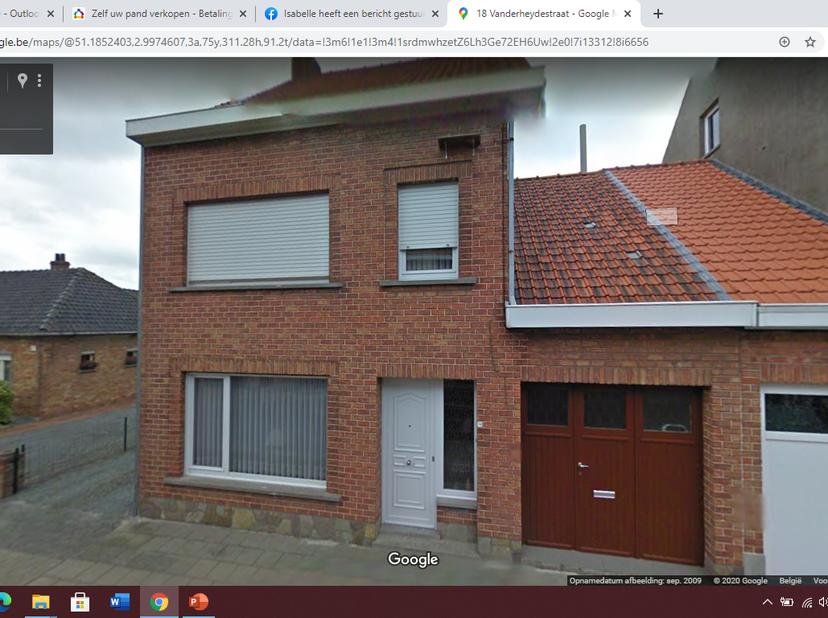 Rustig gelegen, half open bebouwing in Oudenburg. Vlotte bereikbaarheid en dichtbij Oostende en de E40.<br /> Beschikt over ruime zuid gerichte tuin m